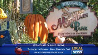 Stone Mountain Pumpkin Festival - Local News
