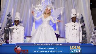 Stone Mountain Christmas - Local News