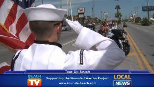 Wounded Warrior Robert Finn - Local News