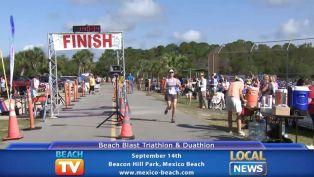 Beach Blast Triathlon - Local News
