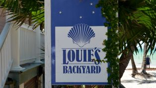 Louie's Backyard