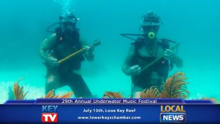 Underwater Music Festival - Local News