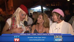 Capt. Tony's Party in Plaid - Local News