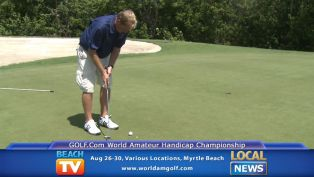 World Amateur Handicap Championship - Local News