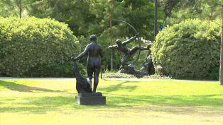 Arts District: Besthoff Sculpture Garden
