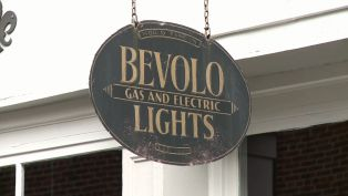 Bevolo Gas and Electric Lights in New Orleans