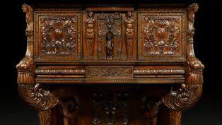 M.S. Rau Antiques - Francis I Renaissance Sideboard