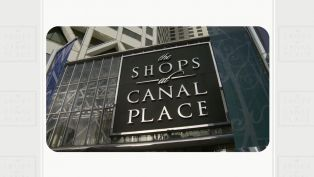 The Shops at Canal Place in New Orleans