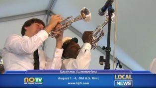 Satchmo SummerFest - Local News