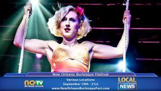 Burlesque Fest - Local News