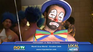Halloween in New Orleans - Local News