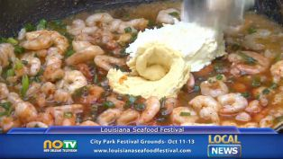 Louisiana Seafood Festival - Local News