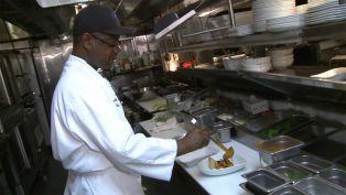 Celebrity Chefs: Ugo Okpareke from Ray's in the City