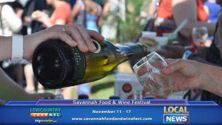 Savannah Food & Wine Festival - Local News