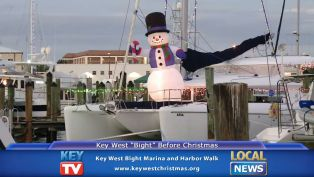 Key West Bight Before Christmas - Local News
