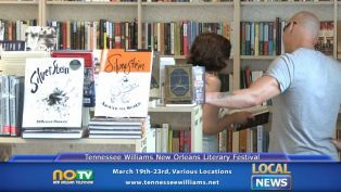 Tennessee Williams Literary Festival - Local News