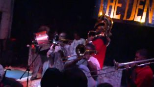 Hot 8 Brass Band - Music Scene