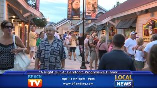 Night Out at Barefoot - Local News