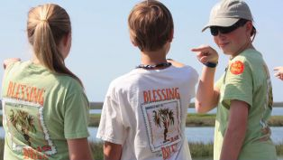 Blessing of the Inlet