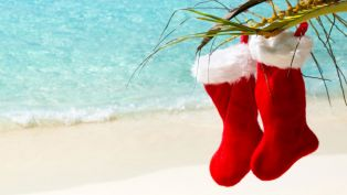 Christmas Spirit In Destin? You Bet!