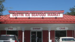 Destin ice how to pick seafood a piece of advice for Destin fish market