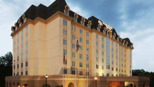 We Like to Stay Here: Doubletree Guest Suites Atlanta Galleria