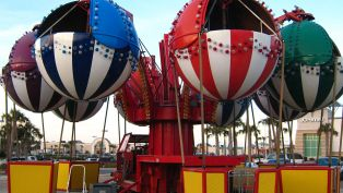 The Evolution of Attractions on Panama City Beach