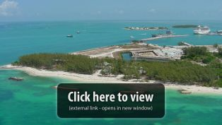 Fort Zachary Taylor Live Cam