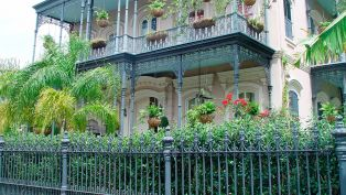 Garden District of New Orleans
