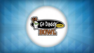 GoDaddy.com Bowl in Mobile, AL