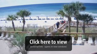 Gulf Crest Condos Live Beach Cam