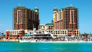 HarborWalk Village in Destin