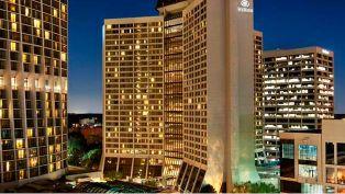 Experiencing Hilton Atlanta