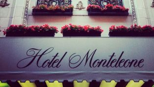 Hotel Monteleone - We Like to Stay Here!
