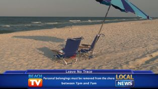 Local News: Leave No Trace Ordinance in Panama City Beach, FL