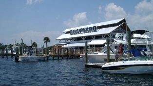 Live Lagoon Web Cam from Boatyard
