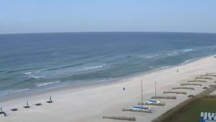 Sandpiper Surf Cam - West