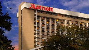 We Like to Stay Here: Marriott Atlanta Airport