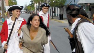 New Orleans Pirates and Scoundrels