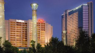 We Like to Stay Here: Omni at CNN Atlanta