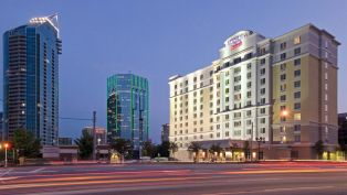 Springhill Suites by Marriott, Atlanta Buckhead: We Like to Stay Here