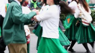 St. Patrick's Day in New Orleans!