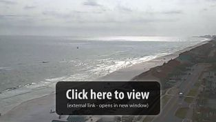 White Sands Vacation Rentals Beach Live Cam