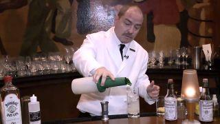 Sazerac Bar Ramos Gin Fizz -...