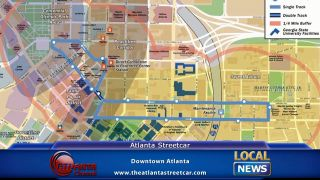 Atlanta Streetcar - Local News