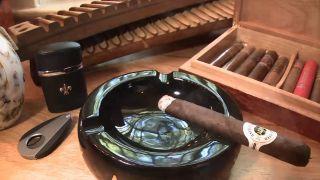 Graymond Martin from Tobacco...