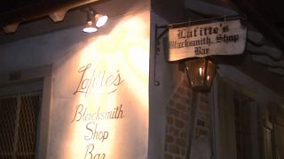Lafitte's Blacksmith Shop Bar...