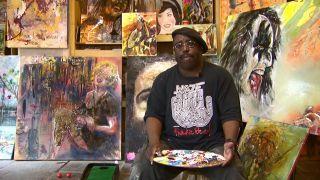 Adrian Fulton from Fine Art...