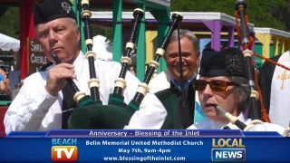 Blessing of the Inlet - Local News
