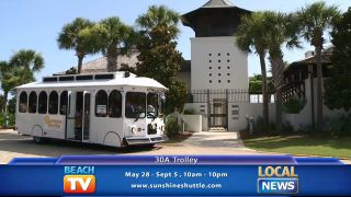 Sunshine 30A Trolley - Local News